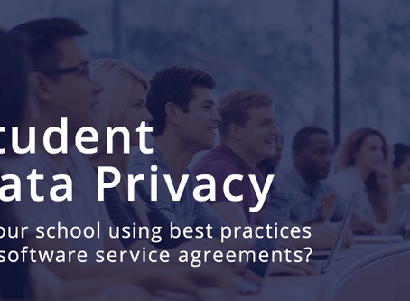 Protecting Student Privacy while using Online Services- Is your school protected?