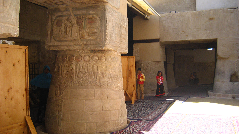 Girl at the Mosque, Alexandria