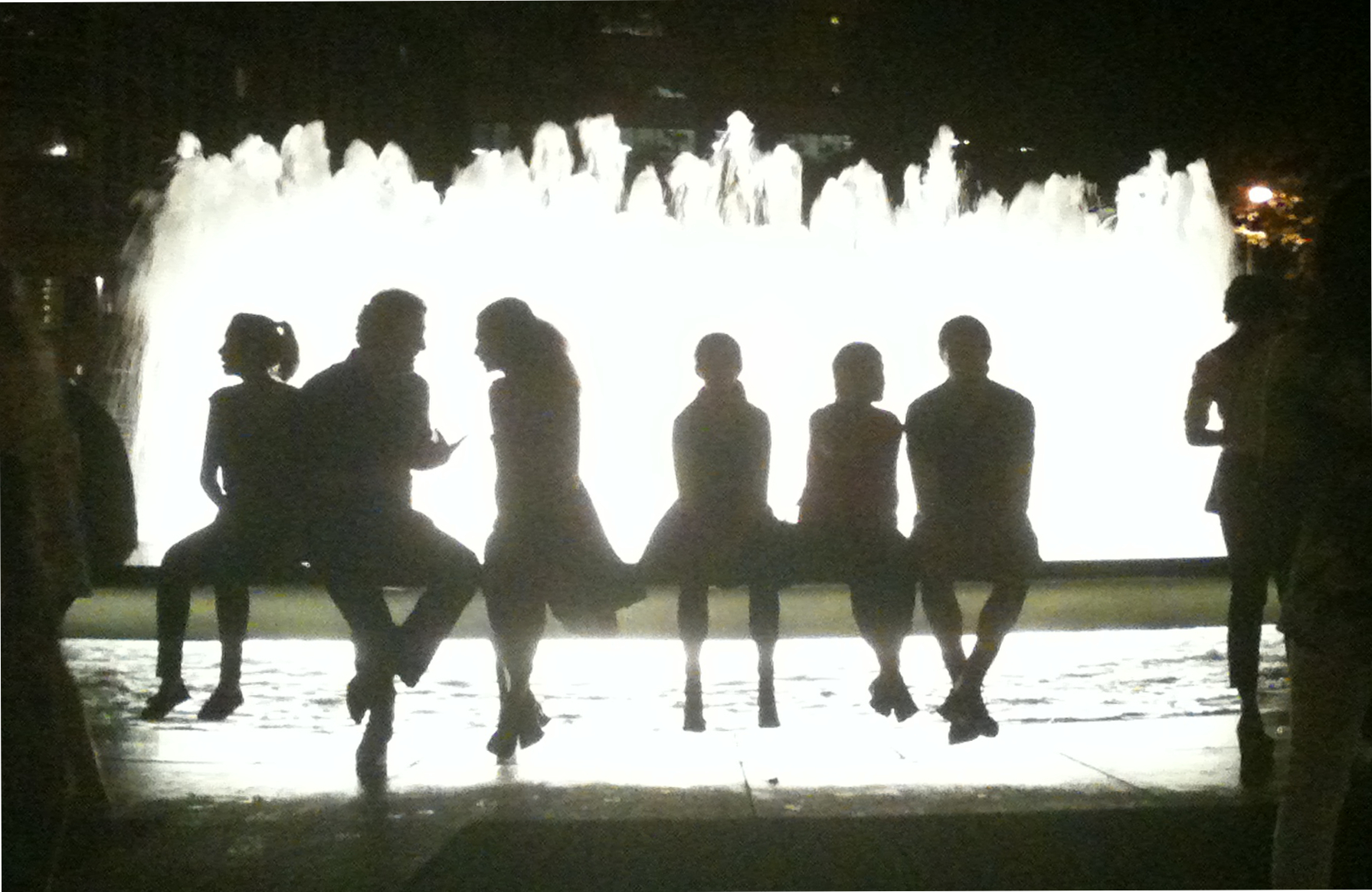 The Fountain at Lincoln Center