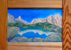 Mountain Lake (Box side 2)