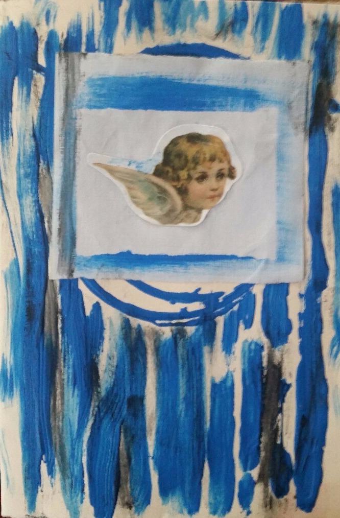 blue seraphim