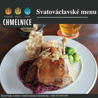 Svatováclavské menu