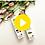 Thumbnail: Happy Drops - USDA Organic - Pregnant or Nursing Mom & Baby Safe