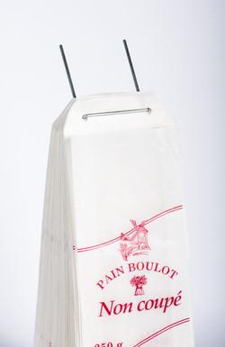 Sacs à broches-emballage automatique