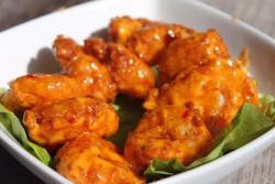 Bangin' Shrimp Appetizer