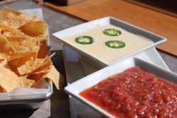 Chips, Queso & Salsa