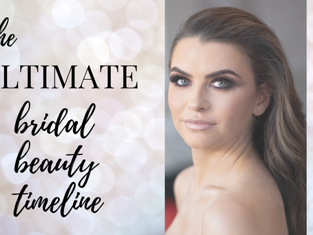 Follow the ULTIMATE Bridal Beauty Guide to Ensure Healthy Mind, Body, Skin, & Hair for the Big Day!