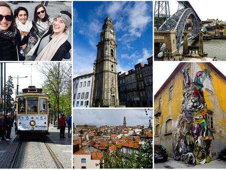 Op vriendinnenweekend naar Porto