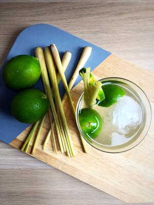 Lemongrass Lime Juice