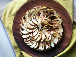 Vegan Apple Pie (or Tart!)