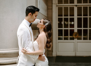 Vintage Themed Upscale Wedding at The Georgian Terrace