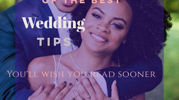 10 Best Wedding Tips of 2019 You'll Wish You Read Sooner!
