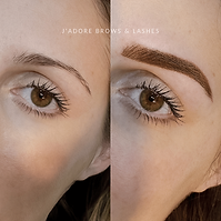 1. J'adore Brows and Lashes, Toorak, Mel