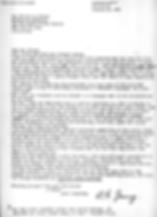 מכתב של קרל יונג לביל וולסון
