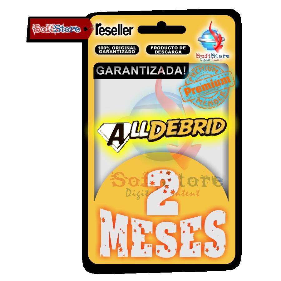 Cuenta Premium AllDebrid, 2 Meses!