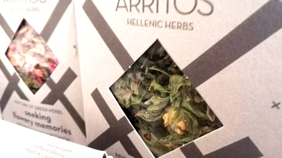 Arritos Hellenic Herbs
