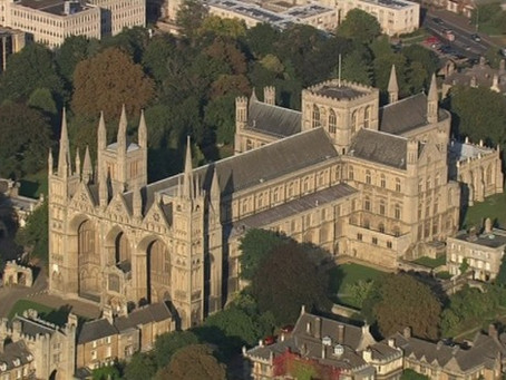 August 2020 - Peterborough Cathedral in residence
