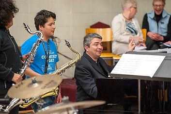 St. Andrew's musicians