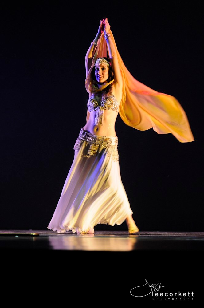 An Evening of Middle Eastern Dance