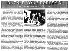 Interview Magazine, 1992