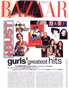 Harper's Bazaar, 1998