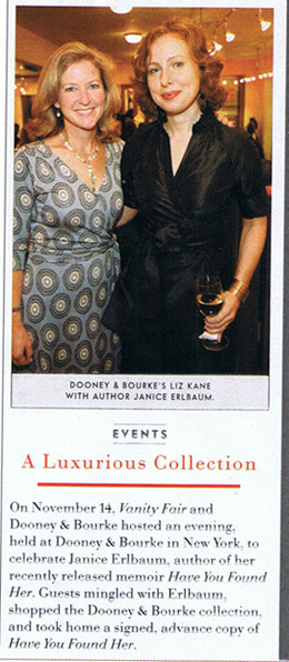 Vanity Fair Magazine, 2008