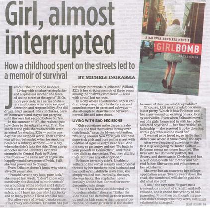 NY Daily News, 2006