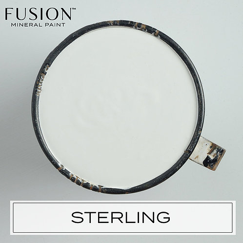Fusion Mineral Paint - 37ml - Sterling