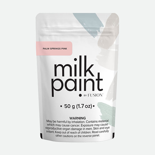 Milk Paint by Fusion - 50g sample - Palm Springs Pink