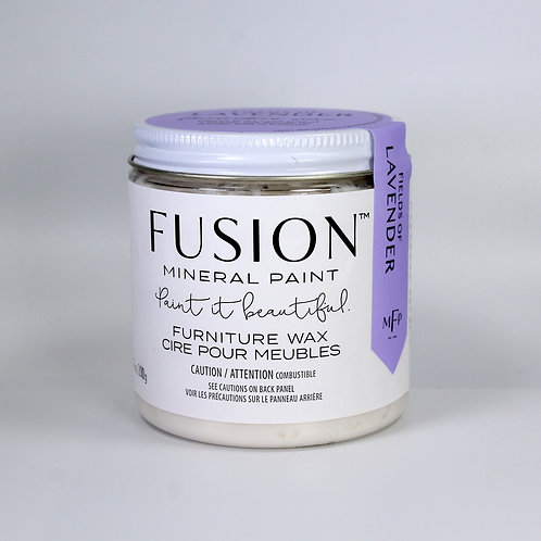 Fusion Furniture Wax - 200g - Fields of Lavender