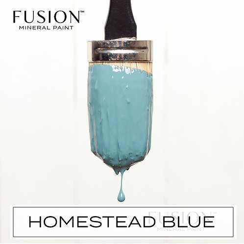 Fusion Mineral Paint - 37ml - Homestead Blue