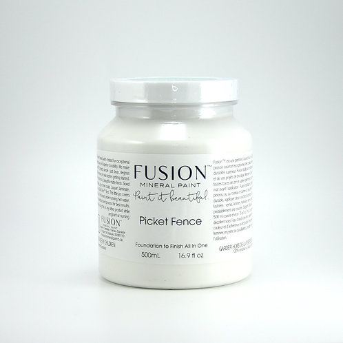 Fusion Penney & Co. - 500ml - Picket Fence
