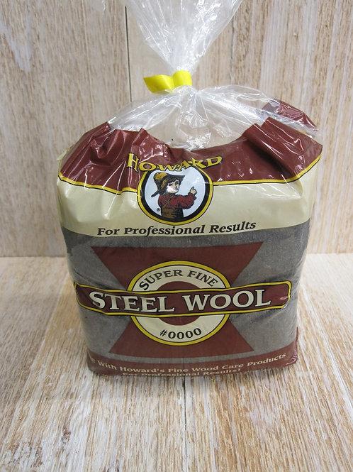 Super FIne #0000 Steel Wool
