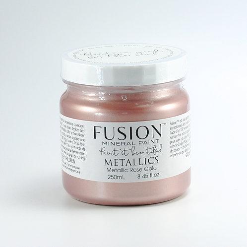 Fusion Metallics - 250ml - Rose Gold