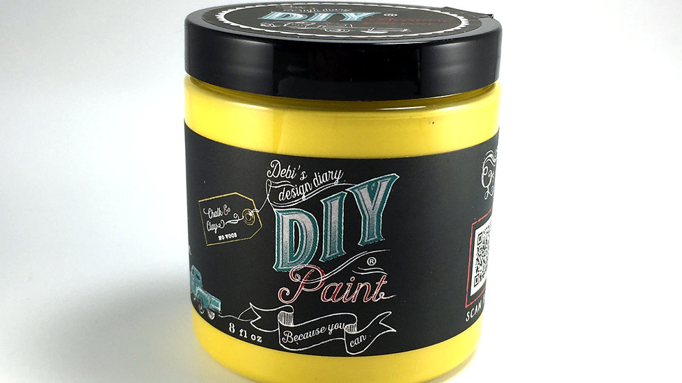 Debi's DIY Paint - 8oz - Liquid Sunshine