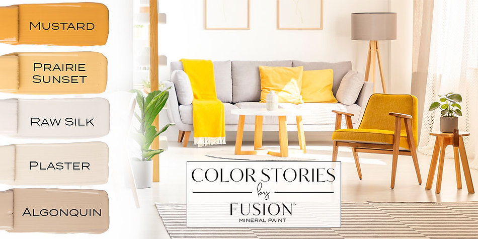 Fusion Color Story March 2019