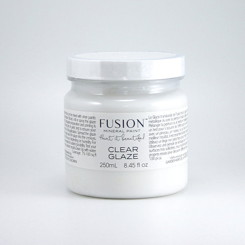 Fusion Clear Glaze - 250ml