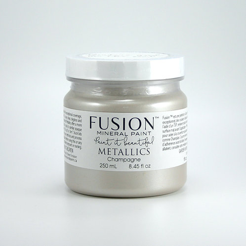 Fusion Metallics - 250ml - Champagne