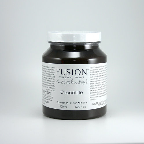 Fusion Mineral Paint - 500ml - Chocolate