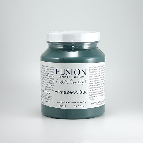 Fusion Mineral Paint - 500ml - Homestead Blue
