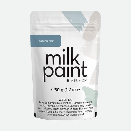Milk Paint by Fusion - 50g sample - Coastal Blue