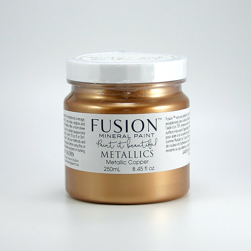Fusion Metallics - 250ml - Copper