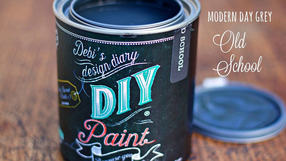 Debi's DIY Paint - 8oz - Old School