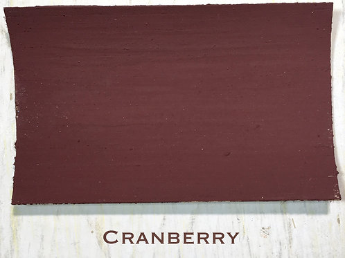 HH Milk Paint - Cranberry - 230g - quart bag