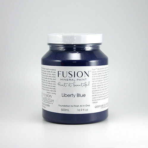 Fusion Mineral Paint - 500ml - Liberty Blue