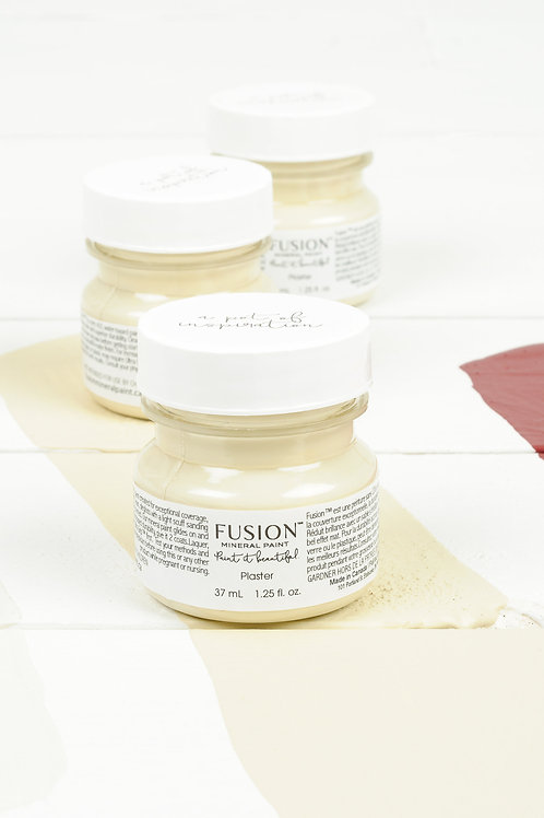 Fusion Mineral Paint - 37ml - Plaster