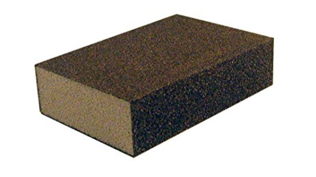 Dynamic Two Sided Sanding Sponge