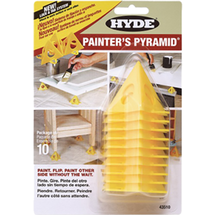 Painter's Pyramid - pack of 10