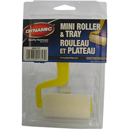 Dynamic 3 inchMini Roller Kit