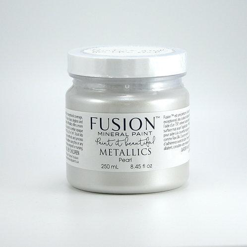 Fusion Metallics - 250ml - Pearl